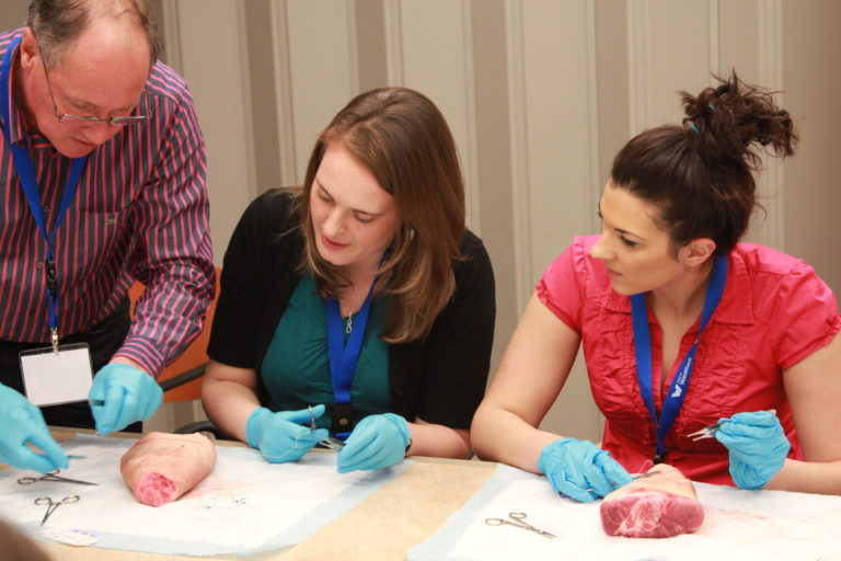 Bow Island to host the next generation of healthcare professionals this weekend             – 20th October 2014