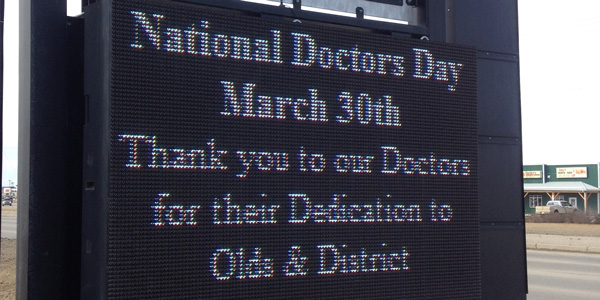Today is National Doctor's Day – The Alberta Rural Physician Action Plan