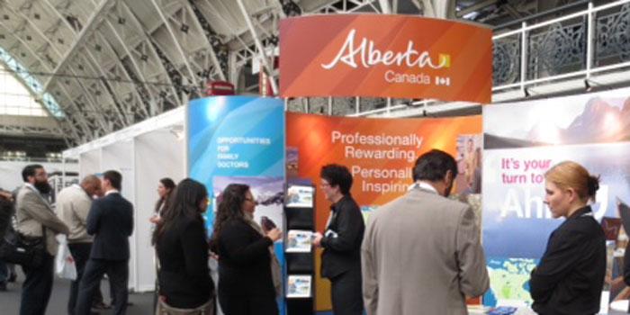 UK Physicians: Meet Alberta recruiters at the 2015 BMJ Careers Fair – The Alberta Rural Physician Action Plan