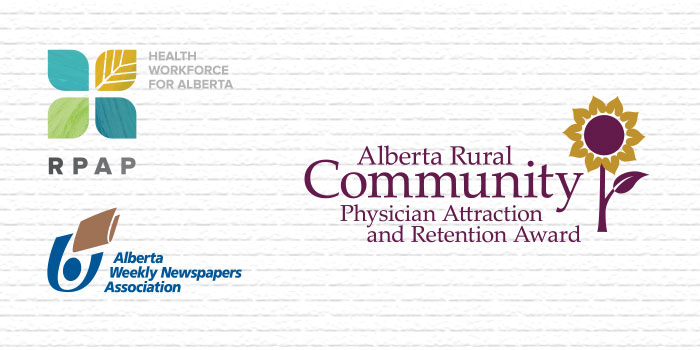 RPAP Awards: Manning recognized for physician attraction and retention excellence – The Alberta Rural Physician Action Plan
