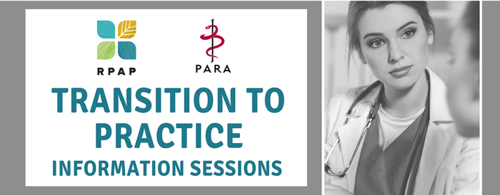 Resident Physicians: Join us Dec. 7 in Red Deer for Transition to Practice             – 28th November 2016