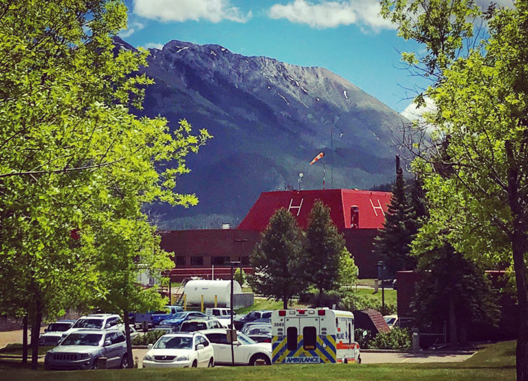 """You're everything here"": Working as a health professional In the Crowsnest Pass – The Alberta Rural Physician Action Plan"