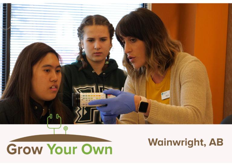 Wainwright High School Skills Day             – 6th June 2018