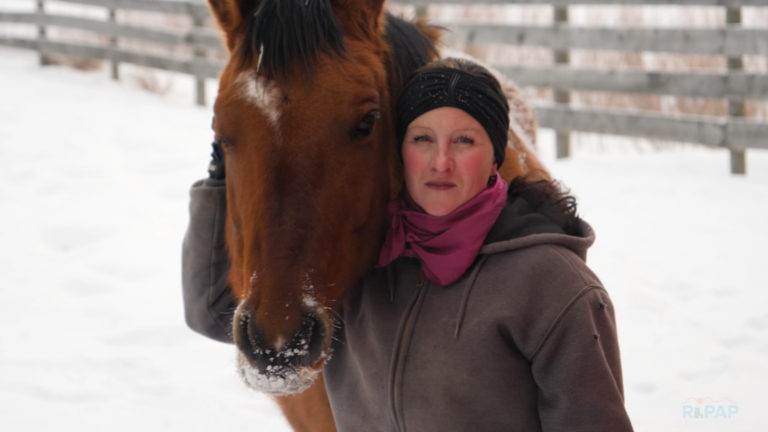 """I Choose to Be Busy"" – Carolyn Robbins on being a nurse and rancher in Pincher Creek"