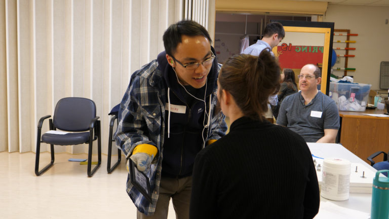 'Best decision I ever made' Flagstaff County Skills Event – The Alberta Rural Physician Action Plan