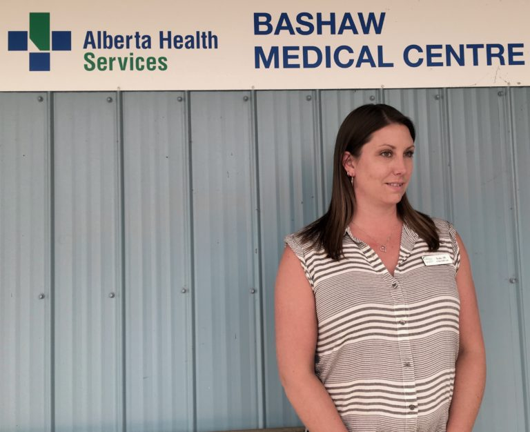 Bashaw LPN complements small town health-care team