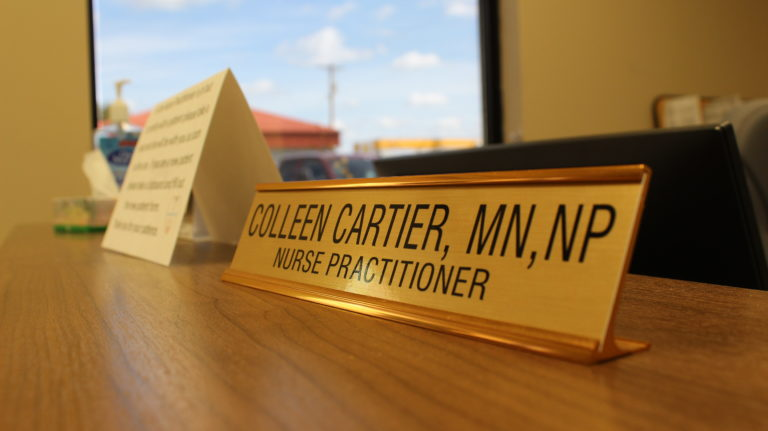 Thorhild County's Nurse Practitioner keeps health care close to home