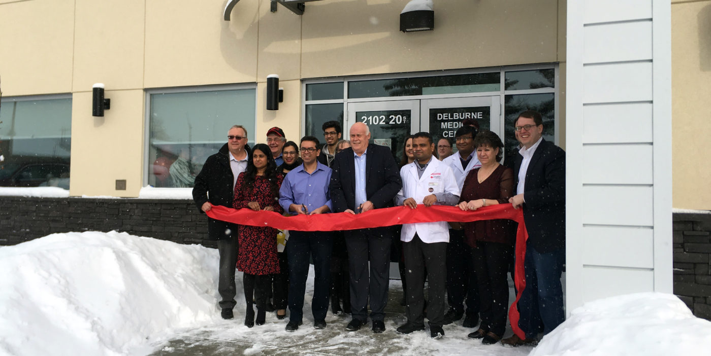 Medical Centre opens in Delburne, Alberta