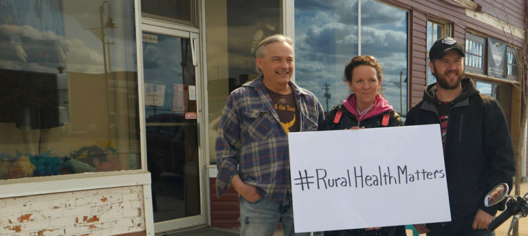 Get ready to celebrate.  May 27-31 is Alberta Rural Health Week