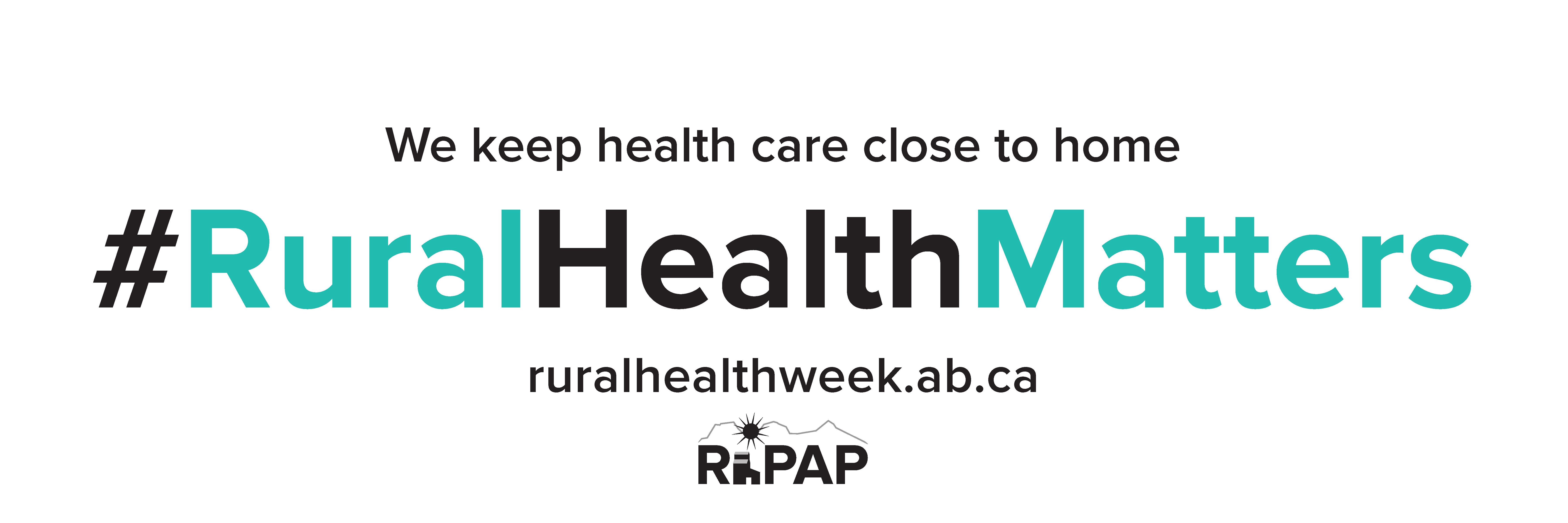 Alberta Rural Health Week