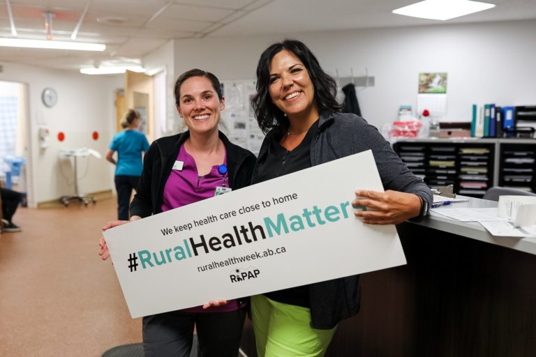 #RuralHealthMatters – May 27-31 is Alberta Rural Health Week