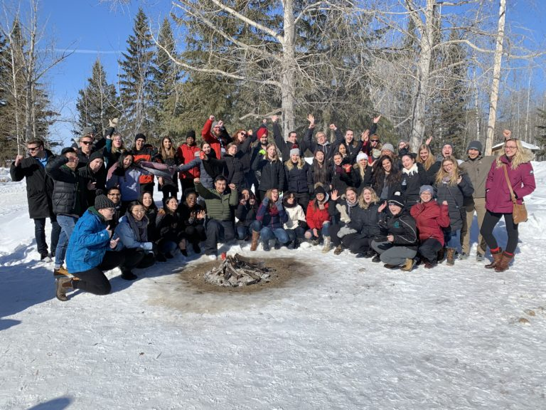 From suturing to snowshoes, health-care students have an amazing rural experience in Barrhead