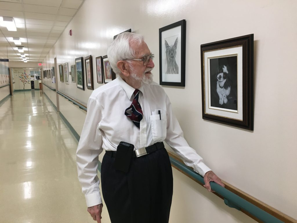 Vermilion's Dr. George Stewart-Hunter