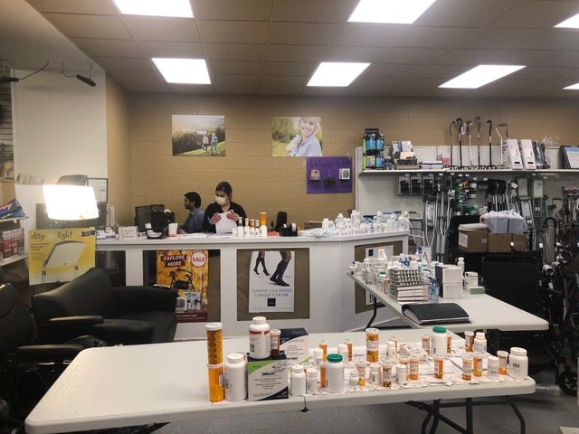 Pharmacists step up to serve rural communities during pandemic