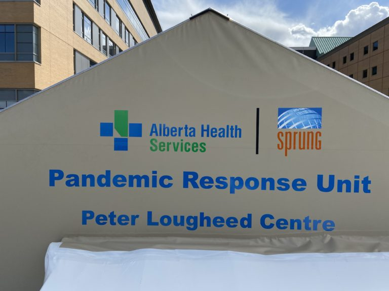 Rural Alberta companies help expand hospital capacity in Alberta and beyond during pandemic