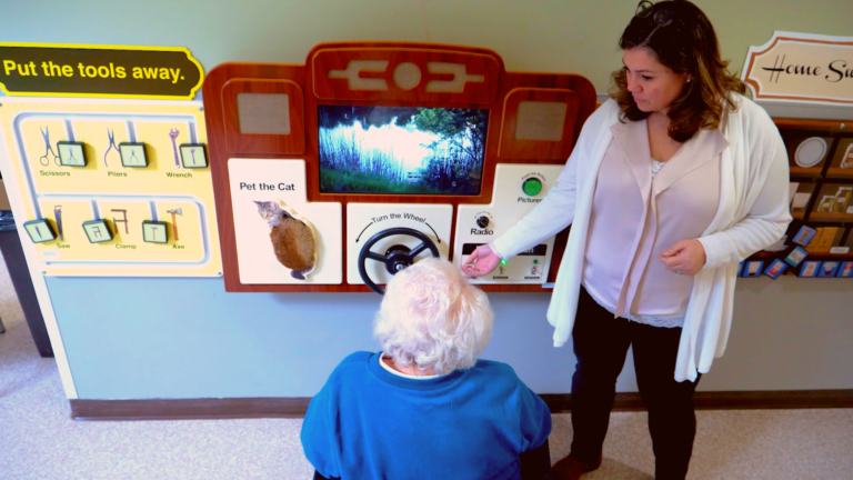 Tofield recreation therapist makes life fun for long-term care residents