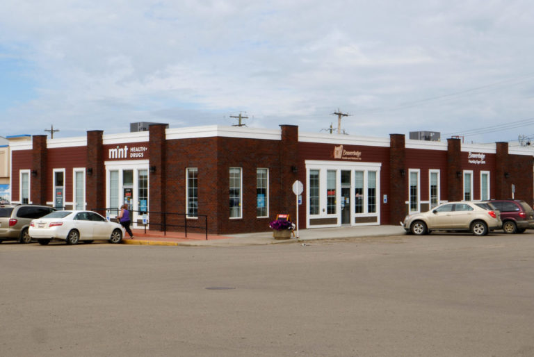 Multidisciplinary clinic in Beaverlodge is a model for team-based rural patient care