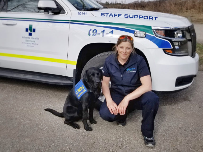 Canine connection provides unique mental health support