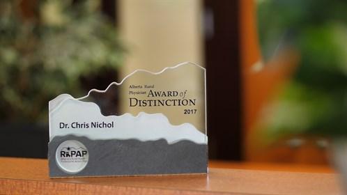Nichol Award Social
